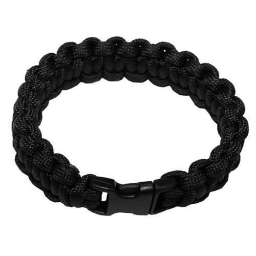 mfh-bracciale-paracord-estendibile-nero