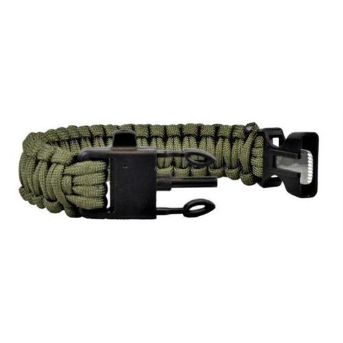 v-storm-bracciale-paracord-survival-verde-3-in-1