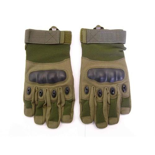 exagon-combat-wear-guanti-tattici-verdi-con-nocche-imbottite