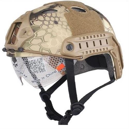 emerson-casco-tattico-fast-pj-highlander-con-visiera