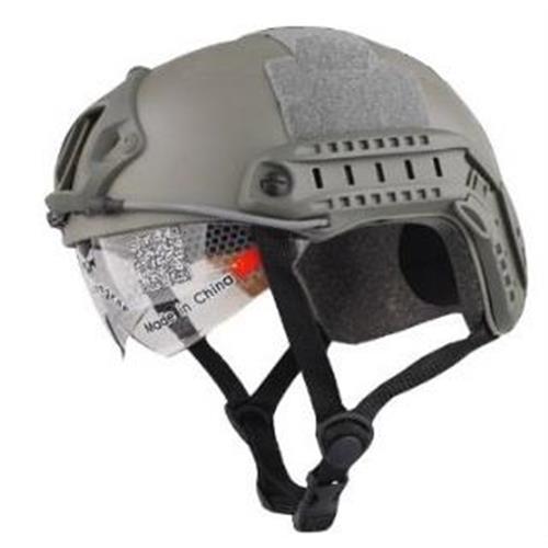 emerson-casco-tattico-fast-mh-verde-con-visiera