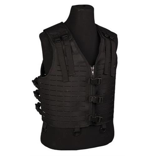 mil-tec-corpetto-nero-tactical-vest-con-molle-laser-cut-per-accessori