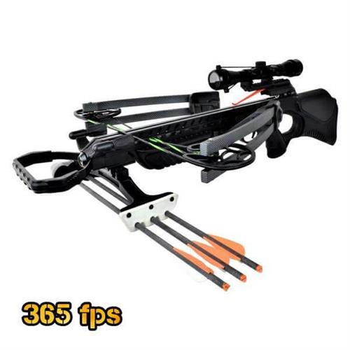 man-kung-fucile-balestra-compound-black-con-ottica-freccce-e-portafrecce