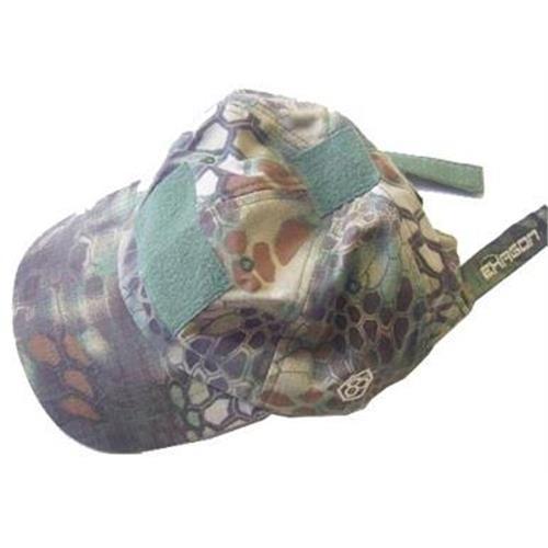 exagon-combat-wear-cappello-con-visiera-e-regolazione-a-strappo-attacs-green-tactic