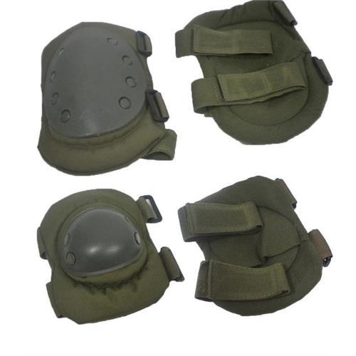 v-storm-set-ginocchiera-gomitiera-verde-militare-rinforzate