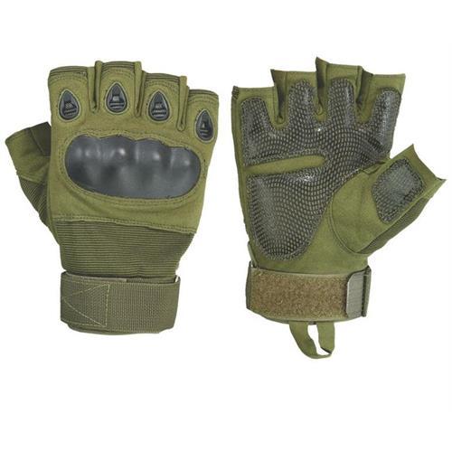 v-storm-guanti-half-in-pelle-e-tessuto-con-rinforzo-nocche-colore-verde