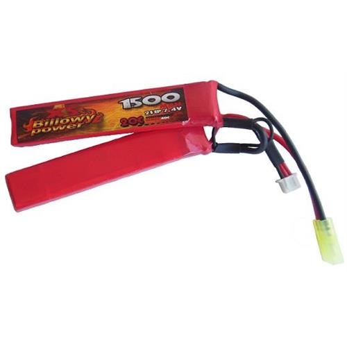 billowy-power-batteria-lipo-cqb-1500mah-7-4v-20c-compact-power-life