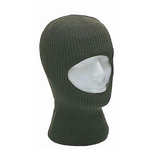 mfh-passamontagna-verde-militare-acrilico-con-foro-unico