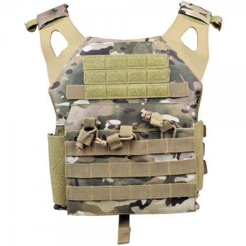 js-tactical-corpetto-tattico-pro-combat-multicam-imbottito-con-molle-system