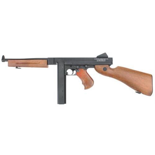 cybergun-thompson-m1928-military-full-metal-2-caricatori-batt-e-car-batt