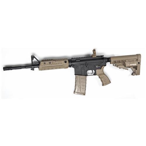king-arms-m4-tactical-ris-long-barel-upgrade-compreso-mosfet-e-molla-qd