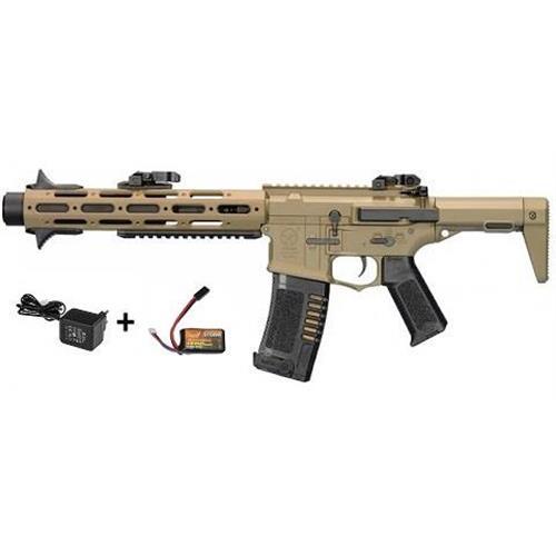 ares-m4-ris-assalto-tan-con-batteria-e-carica-batteria