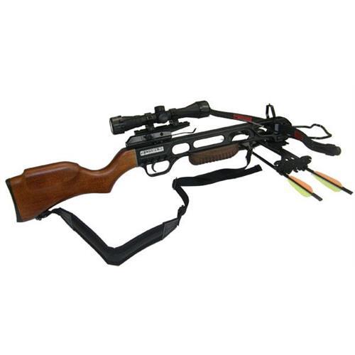 perfect-line-fucile-balestra-jaguar-wood-da-175lbs-con-ottica-4x32