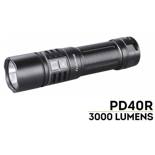 torcia-led-fenix-pd40r-xhp70-3000-lumen-ricaricabile-new-version