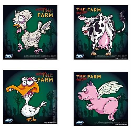 asg-bersagli-di-carta-psycho-farm-14x14cm-100pz