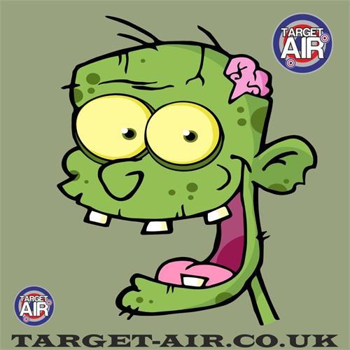 target-air-bersagli-di-carta-14x14cm-confezione-da-50pz-zombie-green-head