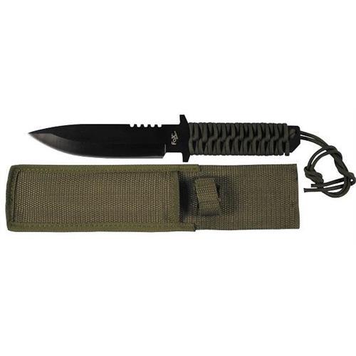 mfh-coltello-nero-manico-nylon-fodero-incordura