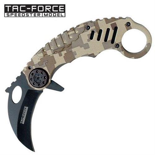 tac-force-coltello-tac-force-k-fighter-desert-lama-da-5-5cm