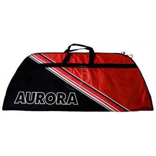 aurora-borsa-porta-arco-compound-imbottita-rossa