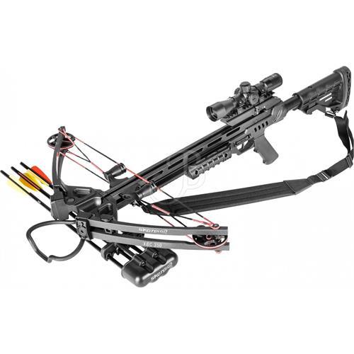 balestra-skorpion-xbc350-tactical-370-fps-ottica-faretra-cinghia