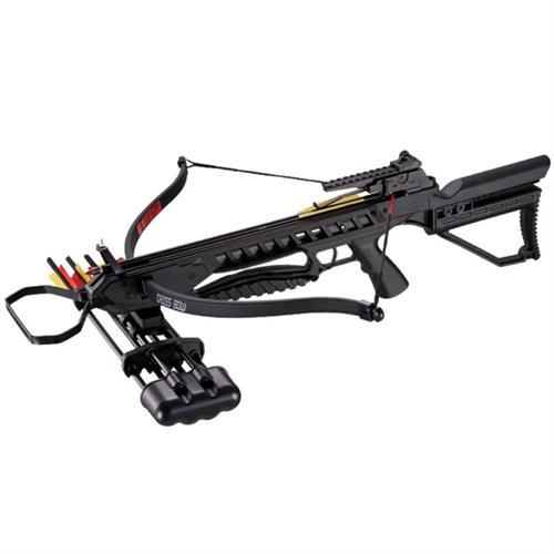 man-kung-balestra-mk-xb21-tactical-nera-175lbs-red-dot-faretra-cinghia