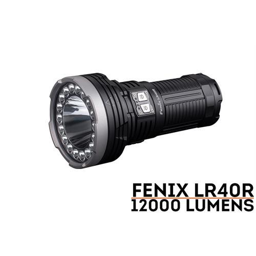 torcia-led-fenix-lr40r-12000-lumen-ricaricabile