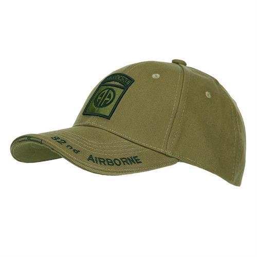 baseball-cap-82nd-airborne-green