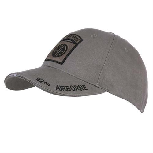 baseball-cap-82nd-airborne-grey