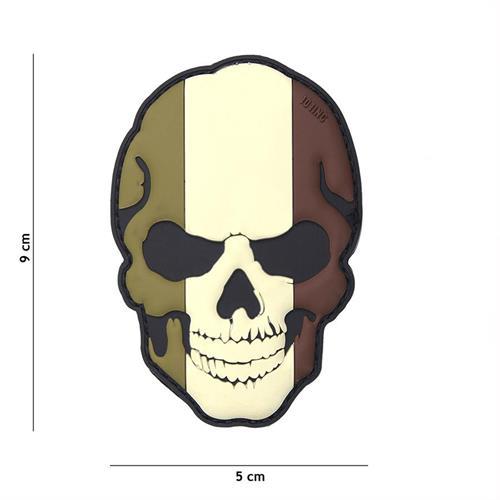 patch-3d-in-pvc-con-velcro-teschio-bandiera-francia