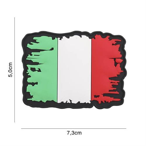 patch-3d-in-pvc-con-velcro-bandiera-italia
