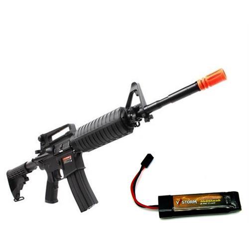 golden-bow-m4-a1-carbine-con-batteria-aggiuntiva