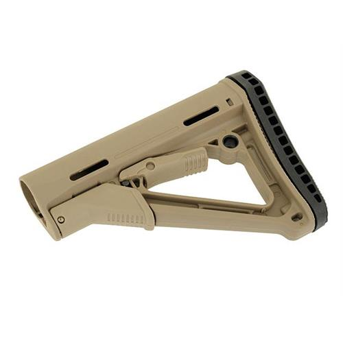 tactical-stock-ctr-tan-for-m4-series