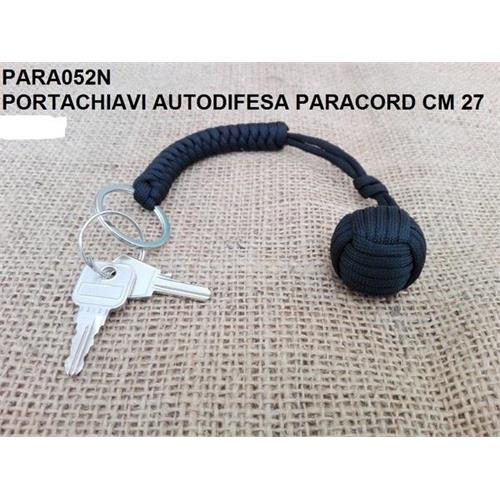 v-storm-portachiavi-paracord-autodifesa-nero