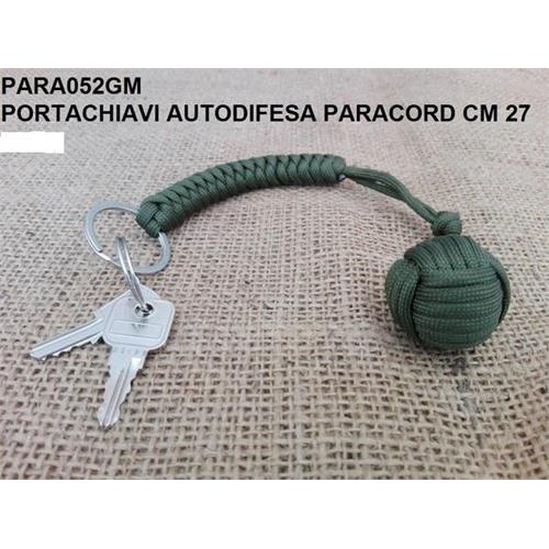 v-storm-portachiavi-paracord-autodifesa-verde-militare