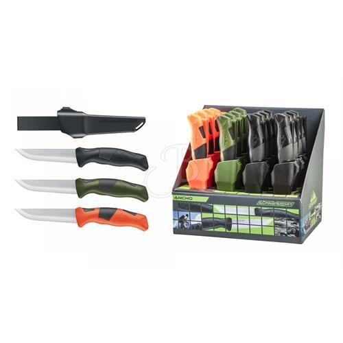 coltello-alpina-sport-arancio-con-lama-liscia-da-11cm-e-custodia