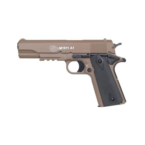 colt-1911-tan-a-molla-rinforzata-carrello-full-metal