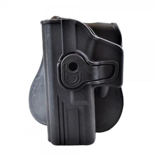 fondina-rigida-estrazione-rapida-mancina-per-serie-glock-nera