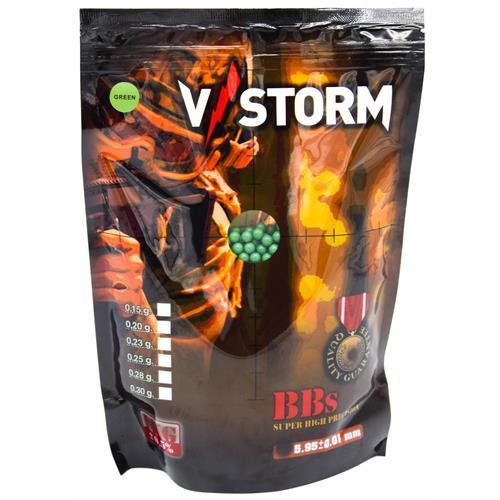 v-storm-pallini-0-23g-high-polish-precision-green-4350pz-1kg
