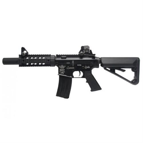 m4-tsd-black-full-metal-scarrellante-recoil-system