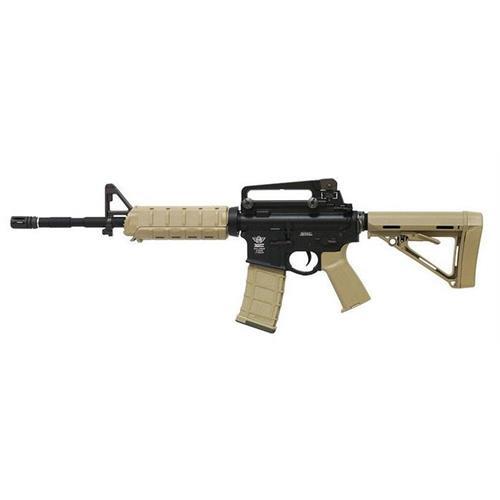 m4-elite-dx-full-metal-scarrellante-recoil-system-tan