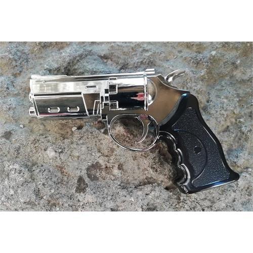 accendino-pistola-revolver-357-metal-ricaricabile-turbo-luce-led