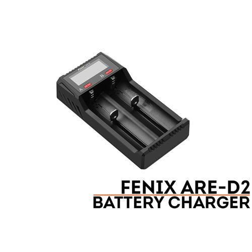 fenix-are-d2-battery-charger