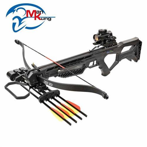 balestra-mk-xb25-tactical-nera-175lbs-con-red-dot-e-faretra