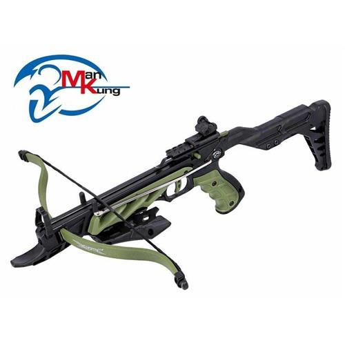 pistola-balestra-alligator-tcs2-80lbs-verde