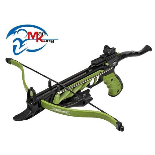 pistola-balestra-alligator-tcs1-80lbs-verde