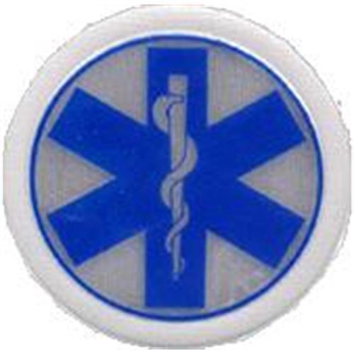 aesculapius-reflective-badge