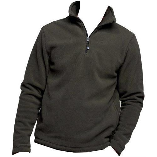 micro-fleece-sweatshirt-olive-with-zip