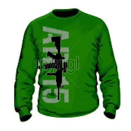 sweatshirt-ar15-green