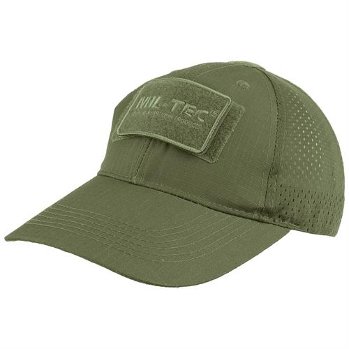 berretto-con-rete-regolabile-verde