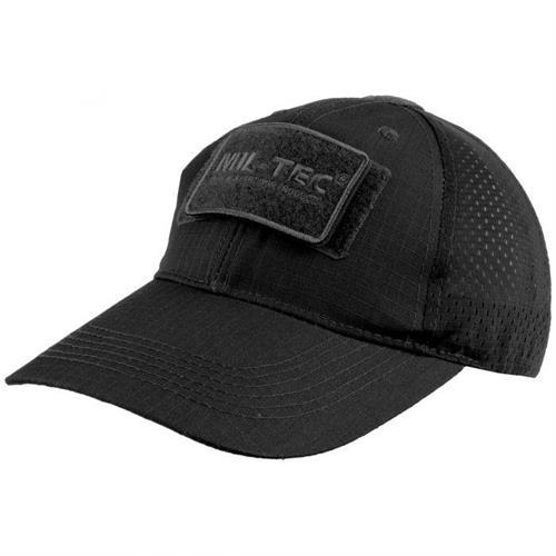 black-net-baseball-cap